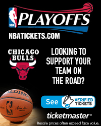 Chicago Bulls Away Game Tickets