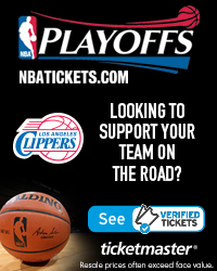 Los Angeles Clippers Away Game Tickets