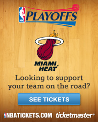 Miami HEAT Away Game Tickets