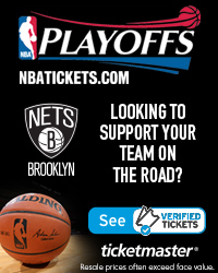 Brooklyn Nets Away Game Tickets