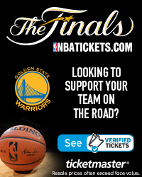 Golden State Warriors Away Game Tickets