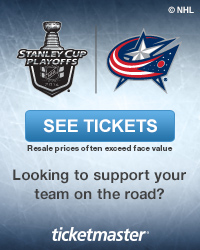Columbus Blue Jackets Away Game Tickets