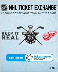 Detroit Red Wings Away Game Tickets