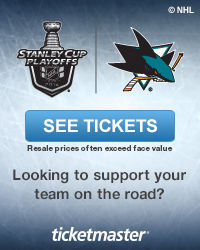 San Jose Sharks Away Game Tickets