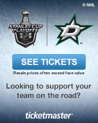 Dallas Stars Away Game Tickets