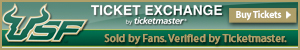 South Florida Bulls Football Tickets