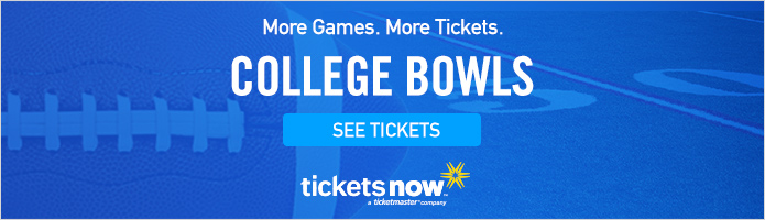 Click here for College Bowls tickets