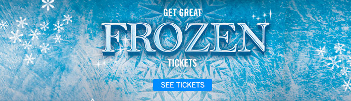 Click here for Disney on Ice: Frozen tickets
