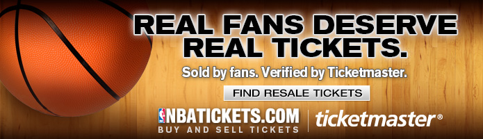 Click here for great NBA Tickets