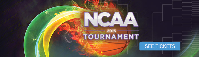 Click here for 2015 NCAA Tournament tickets