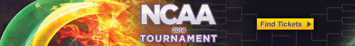 Get great NCAA Tournament tickets!