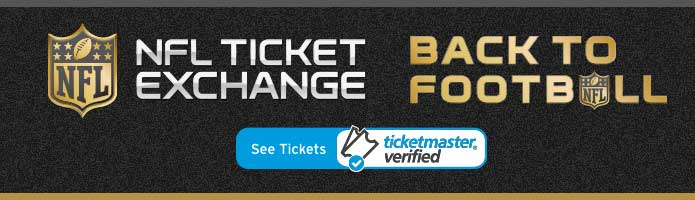 Check here for NFL tickets