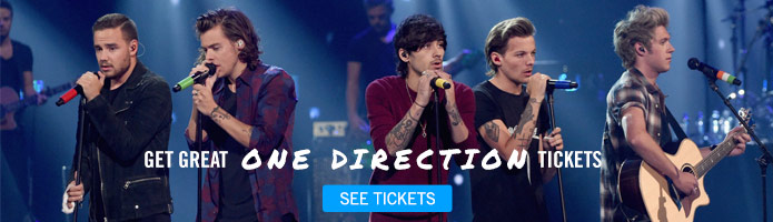Click here for One Direction tickets