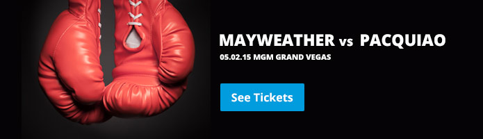 Click here for Mayweather vs. Pacquiao tickets