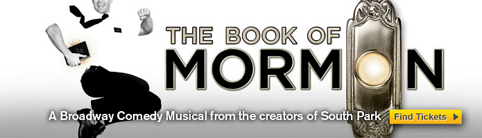 Click here for Book of Mormon tickets
