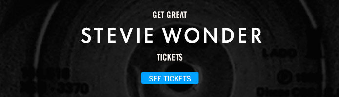 Click here for Stevie Wonder tickets
