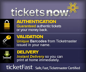 TicketFast Tickets from Tickets Now