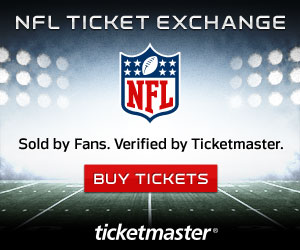 NFL Tickets Verified by Ticketmaster