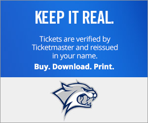 University of New Hampshire Tickets Verified by Ticketmaster