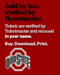 Ohio State Tickets Verified by Ticketmaster