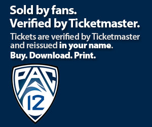 Pac 12 Tickets Verified by Ticketmaster