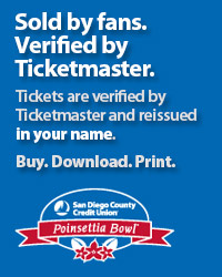 Poinsettia Bowl Tickets