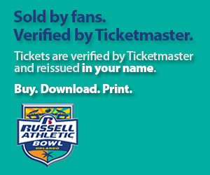 Russell Athletic Bowl Tickets Verified by Ticketmaster