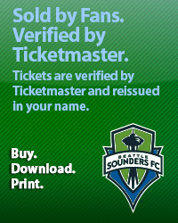 Seattle Sounders Tickets