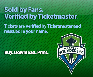 Seattle Sounder Tickets