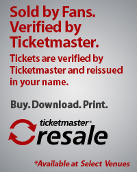 Justin Timberlake Tickets Verified by Ticketmaster