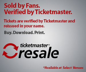 Ticketmaster Resale Tickets Verified by Ticketmaster