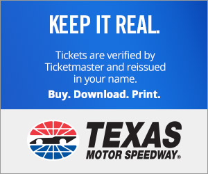 Texas Speedway Tickets