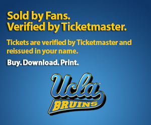 UCLA Tickets Verified by Ticketmaster