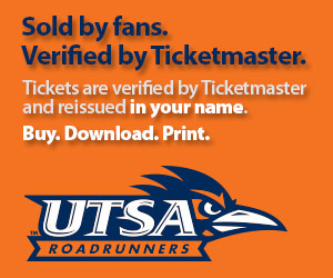 Texas Roadrunner Tickets Verified by Ticketmaster