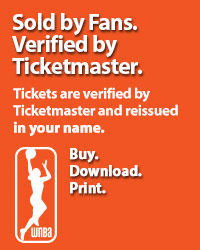 Phoenix Mercury Tickets Verified by Ticketmaster