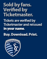 Sporting Kansas City Tickets Verified by Ticketmaster